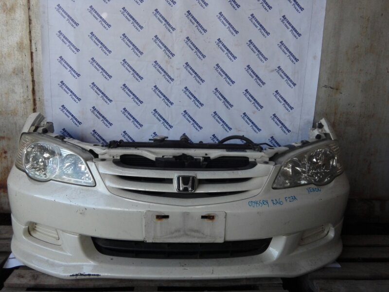 Ноускат Honda Odyssey RA6 FE23A 2003 передний