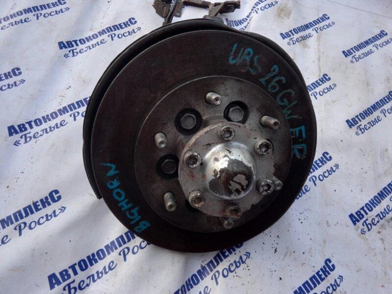 Ступица Isuzu Bighorn UBS26GW 6VE1 передняя правая