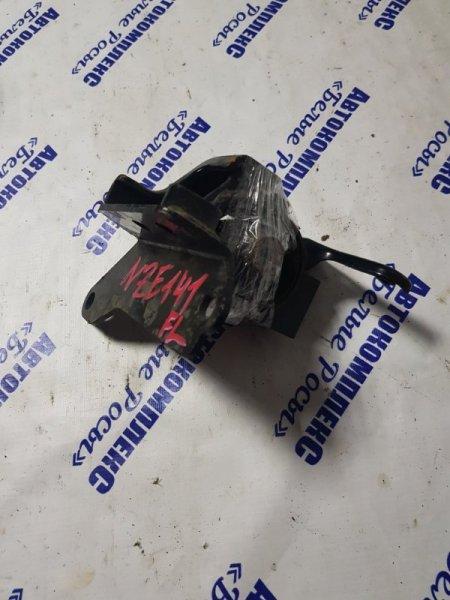 Подушка двигателя Toyota Corolla Axio NZE 141 1NZ FE 2007