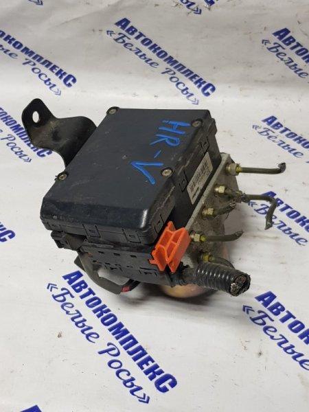 Блок abs Honda Hr-V GH1. GH2. GH3 D16A 2005