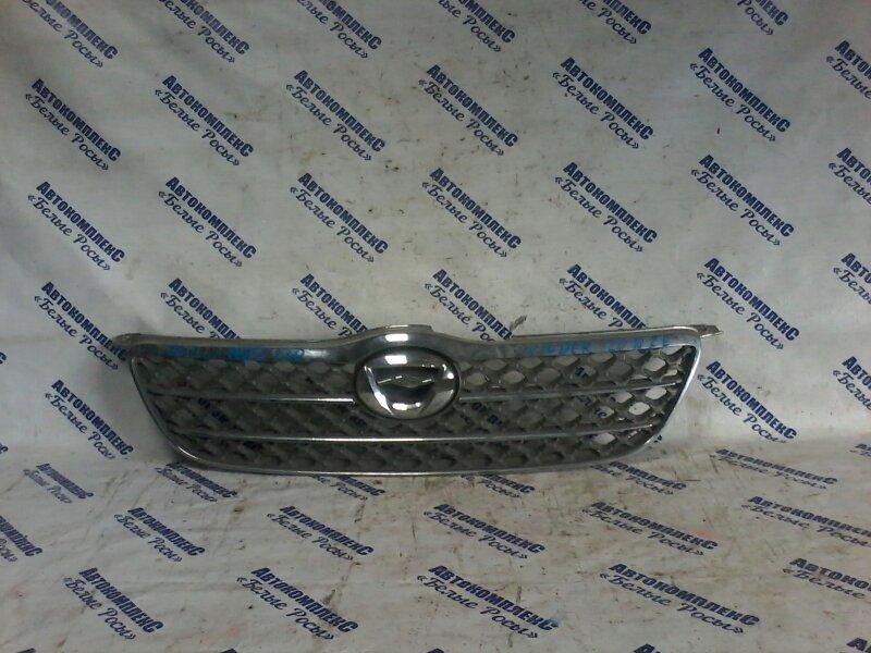 Решетка радиатора Toyota Corolla Fielder NZE121 1NZFE 2003