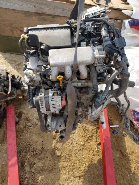 Двигатель Nissan Note E12 HR12 2015