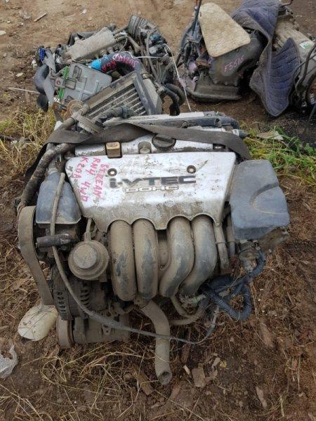 Двигатель Honda Stream RN4 K20A 2002