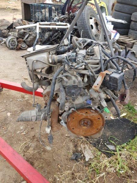 Двигатель Suzuki Jimny JA22W K6AT 1995