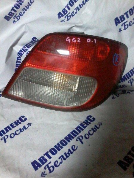 Стоп-сигнал Subaru Impreza GG2 EJ15 2002 задний правый