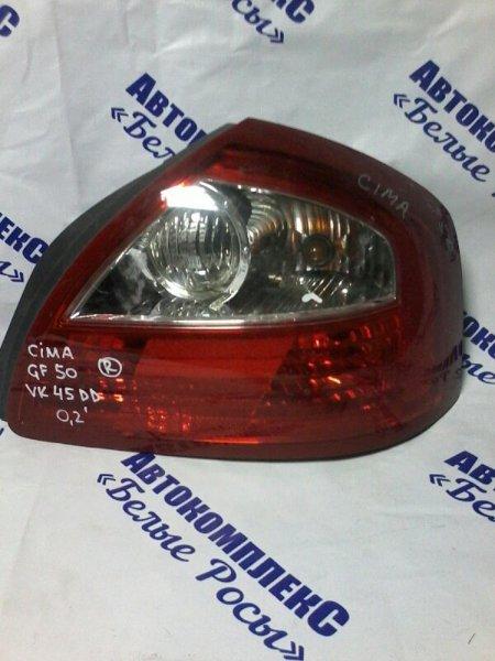 Стоп-сигнал Nissan Cima GF50 VK45 2001 задний правый