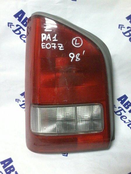 Стоп-сигнал Honda Z PA1 EO7Z 1998 задний левый