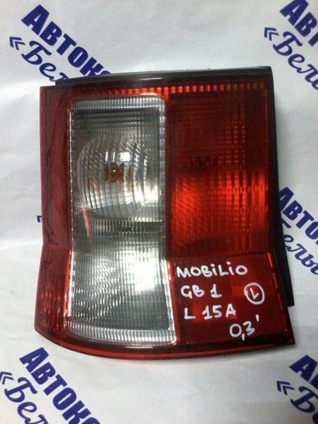 Стоп-сигнал Honda Mobilio GB1 L15A 2001 задний левый