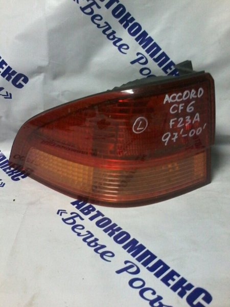 Стоп-сигнал Honda Accord CF6 F23A 1997 задний левый