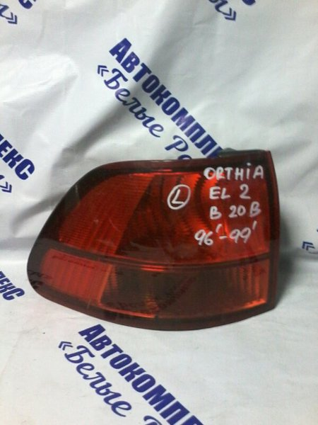 Стоп-сигнал Honda Orthia EL2 B20B 1996 задний левый