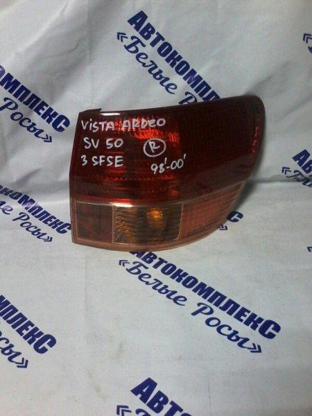 Стоп-сигнал Toyota Vista Ardeo SV50 3S 1998 задний правый