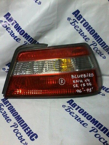 Стоп-сигнал Nissan Bluebird ENU SR18DE 1996 задний правый