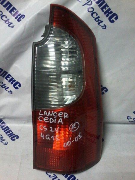 Стоп-сигнал Mitsubishi Lancer Cedia CS2A 4G15 2000 задний правый