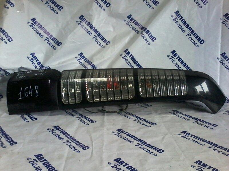 Стоп-сигнал Honda Stepwgn RF6 K20A 2001 задний правый