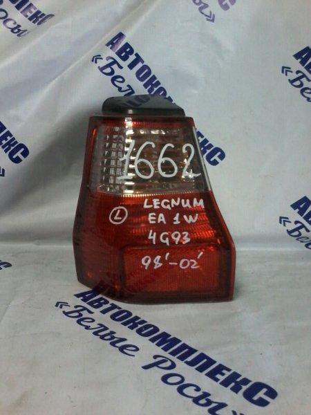Стоп-сигнал Mitsubishi Legnum EA1W 4G93 1998 задний левый