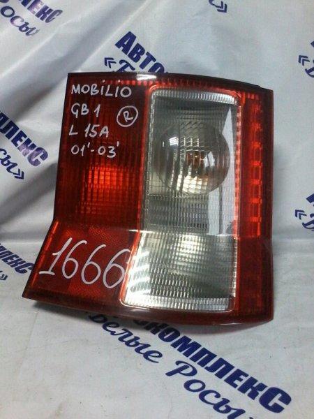 Стоп-сигнал Honda Mobilio GB1 L15A 2001 задний правый