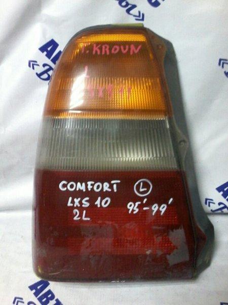 Стоп-сигнал Toyota Comfort LXS10 2L 1995 задний левый