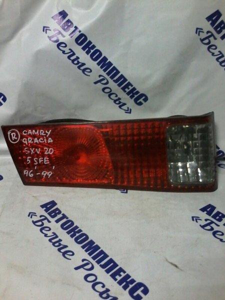 Стоп-сигнал Toyota Camry Gracia SXV20 5SFE 1996 задний правый