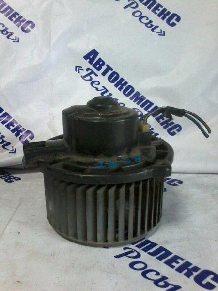 Мотор печки Mitsubishi Chariot Grandis N94W 4G64 1998