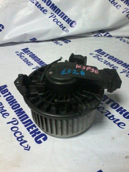 Мотор печки Toyota Vitz KSP90 1KR 2005