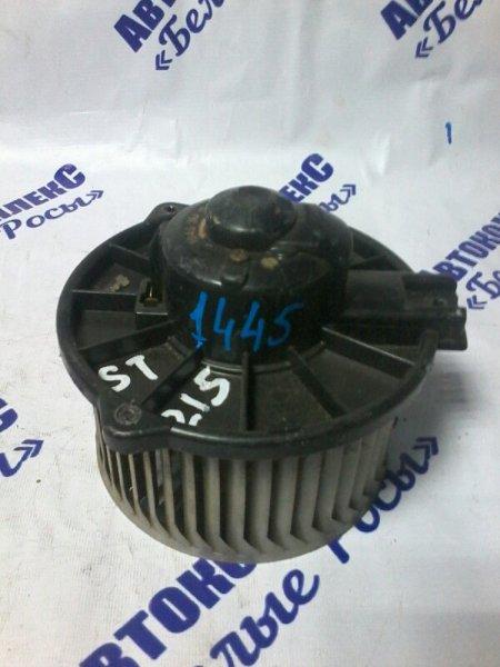 Мотор печки Toyota Caldina ST215 3SFE 2002