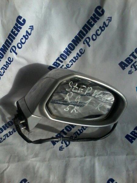 Зеркало Honda Stepwgn RG1 K20A 2005 переднее правое