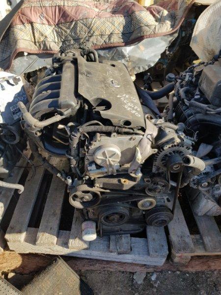 Двигатель Nissan Presage TU30 QR25DE 2001