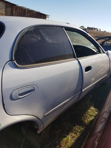 Дверь Toyota Corolla Ceres AE100 5AFE 1992 задняя правая