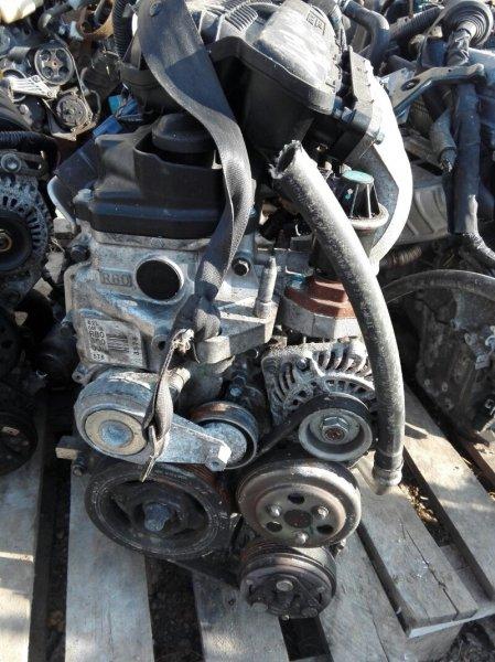 Двигатель Honda Fit GE7 L13A 2007