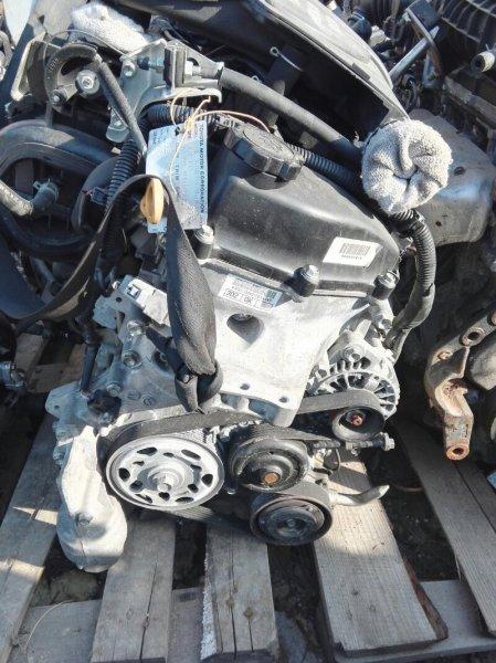Двигатель Toyota Passo KGC10 1KRFE 2004