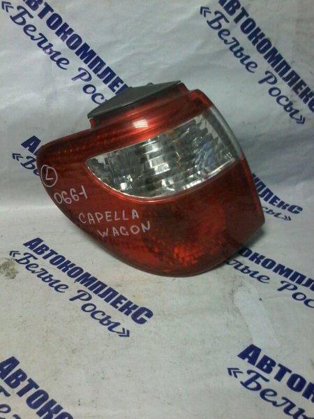 Стоп-сигнал Mazda Capella GFER FS 1997 задний левый