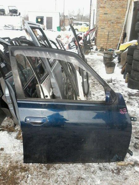 Дверь Toyota Opa ACT10 1AZFSE 2000 передняя правая