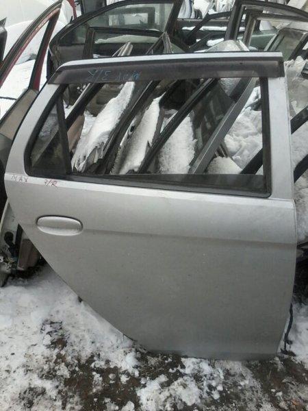 Дверь Daihatsu Max L950S EFDET 2001 задняя правая