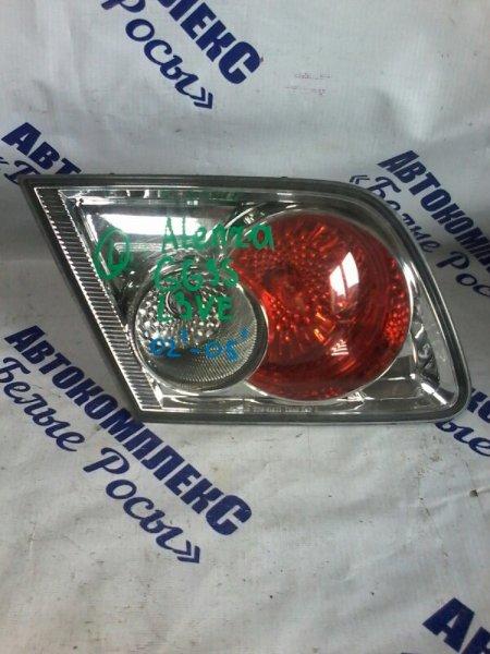 Стоп-сигнал Mazda Atenza GG3S L3VE 2002 задний