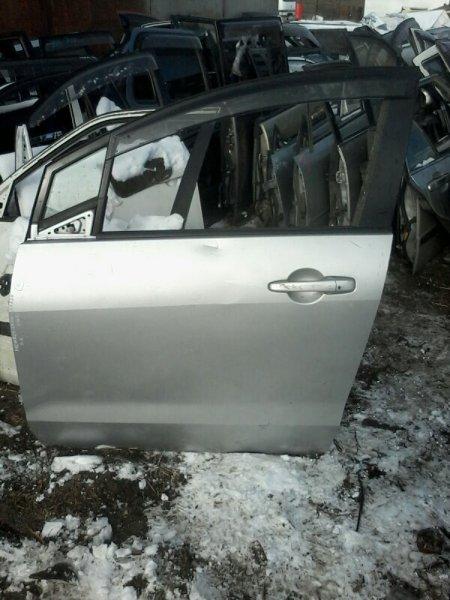 Дверь Mazda Premacy SREW LFDE 2005 передняя левая