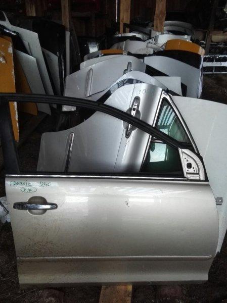 Дверь Toyota Premio ZZT240 1ZZFE 2002 передняя правая