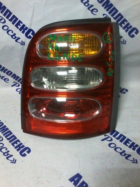 Стоп-сигнал Nissan March K11 CG10DE 1992 задний правый