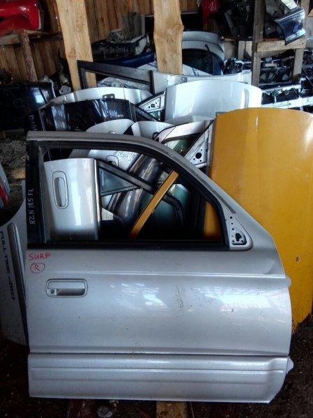 Дверь Toyota Surf RZN185 3RZ 1999 передняя правая