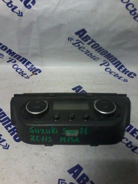 Блок управления климат-контролем Suzuki Swift ZC11S M13A 2004