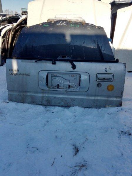 Дверь багажника Isuzu Wizard UER25FW 6VD1 1998 задняя