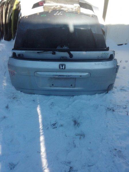 Дверь багажника Honda Cr-V RD1 B20B 1996 задняя