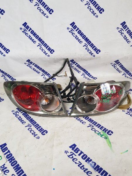 Стоп-сигнал Mazda Atenza GG3S L3VE 2002 задний левый