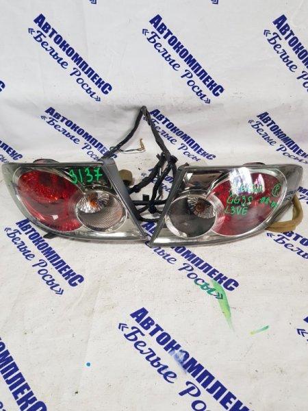 Стоп-сигнал Mazda Atenza GG3S L3VE 2002 задний правый