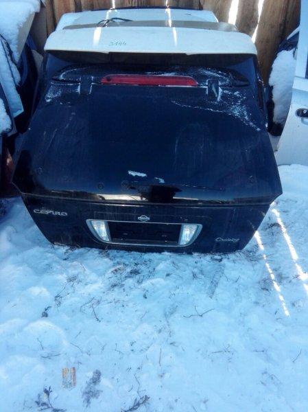 Дверь багажника Nissan Cefiro WA32 VQ20DE 1997 задняя