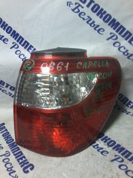 Стоп-сигнал Mazda Capella GFER FS 1997 задний правый