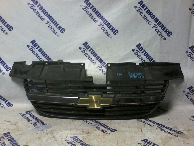 Решетка радиатора Chevrolet Cruze HR51S M13A 2001 передняя