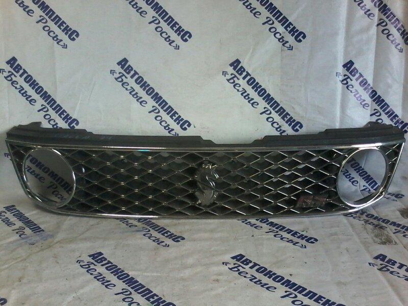 Решетка радиатора Nissan Stagea WGC34 RB25DE 1996 передняя