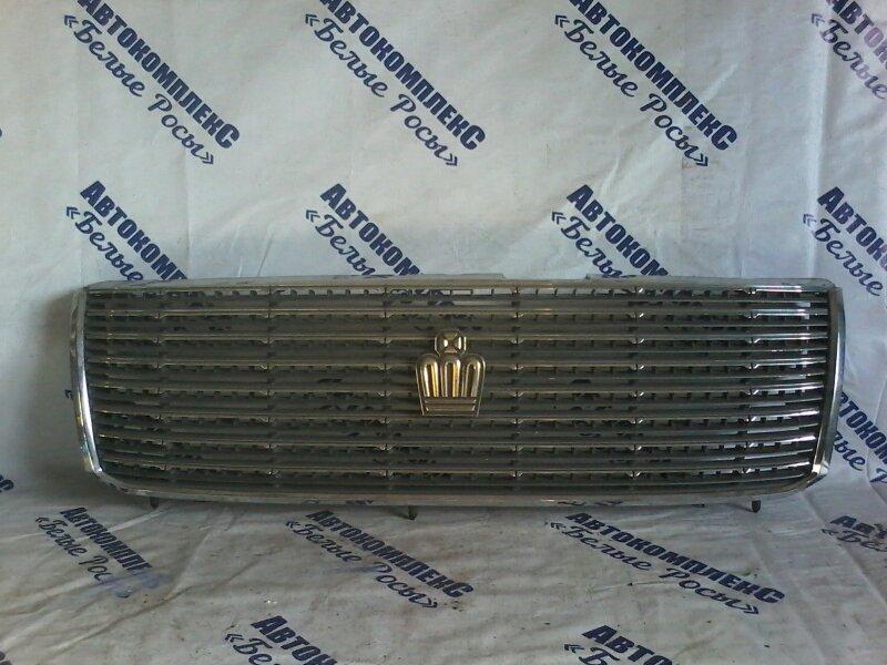 Решетка радиатора Toyota Crown GS151 1GFE 1997 передняя