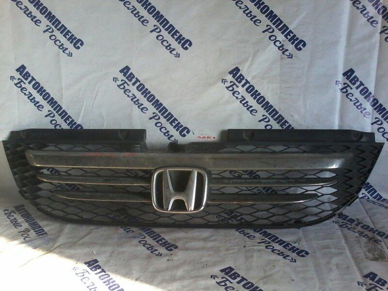 Решетка радиатора Honda Odyssey RB1 K24A передняя