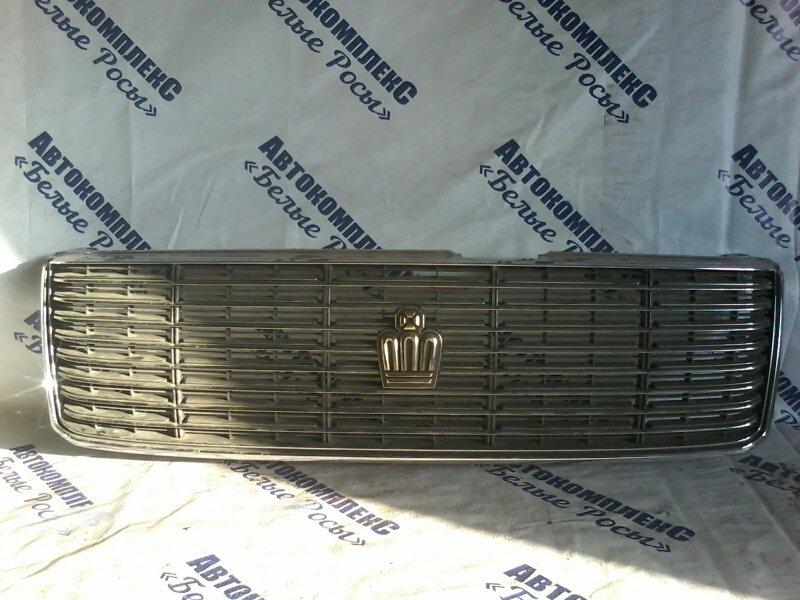 Решетка радиатора Toyota Crown JZS157 2JZGE 1997 передняя